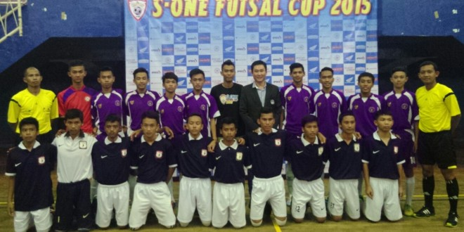 Adiguna ke Perempat Final Futsal S-one